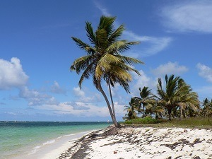 Strand Dominikanska Republiken