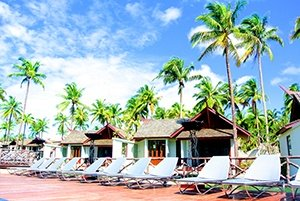 Hotell med bungalows